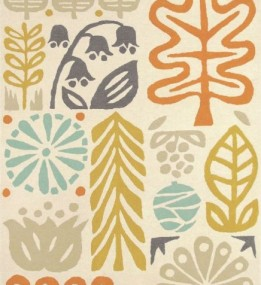 Шерстяной ковер Scion Woodland 25203 Cedar