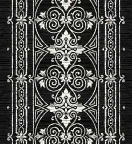Шерстяной ковер Splendor Porta Black