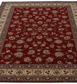 Шерстяной ковер Tebriz 1086-507 red