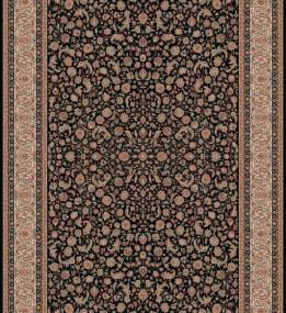 Шерстяной ковер Farsistan 5681-701 ebony