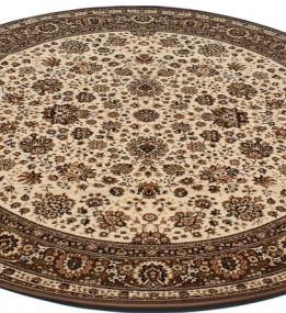 Шерстяной ковер Royal 1570-504 beige-brown