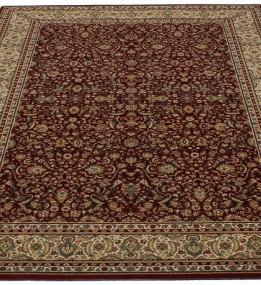 Шерстяной ковер Royal 1626-505 red