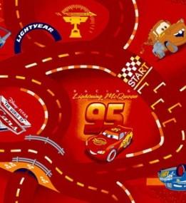 Детский ковролин Cars 10