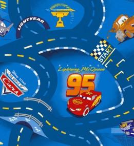 Детский ковролин Cars 77
