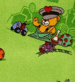 Детский ковролин Funny Bear 21