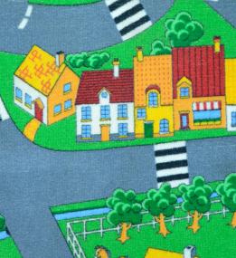Детский ковролин Little Village 90
