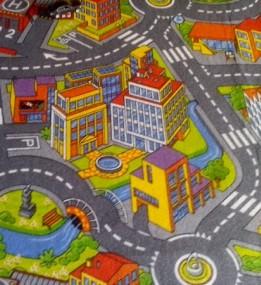 Дитячий ковролін Smart City 97