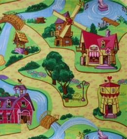 Детский ковролин Candy town 27