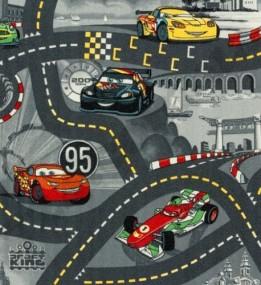 Детский ковролин Cars 97