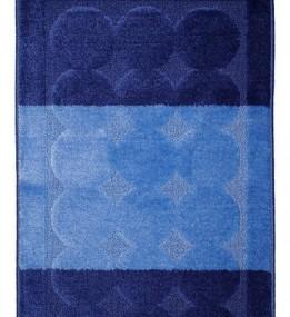 Килим для ванної Erdek Dark Blue - высокое качество по лучшей цене в Украине.