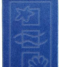 Коврик для ванной Maritime BQ 2509 Blue - высокое качество по лучшей цене в Украине.