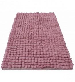 Коврик для ванной Woven Rug 80083 Pink