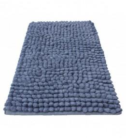 Коврик для ванной Woven Rug 80083 blue