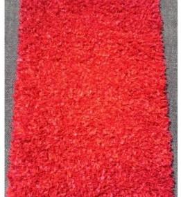 Високоворсний килим WISSENBACH MYSTERY ROT