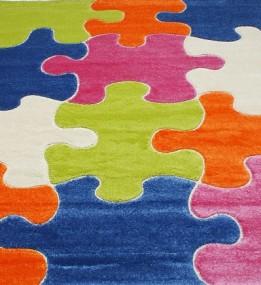 Синтетична килимова доріжка Fulya 8C10A green