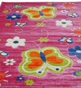Детский ковер Daisy Fulya 8C66b pink