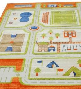 Детский ковер Daisy Fulya 8C44b orange