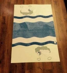 Детский ковер Egeberk EG 11 , BLUE WHITE