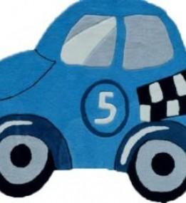 Детский ковер Fairy Tale (Фэри Тейл) 431 blue
