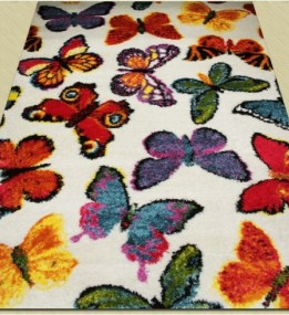 Ковер картина бабочи Fantasy 12085/110