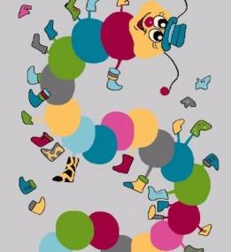 Детский ковер Funky Top Iwo Grafit