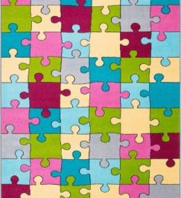 Детский ковер Funky Top Super Puzzle Miod