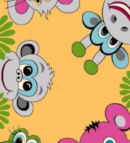 Детский ковер Funky Top Super Tig Miod