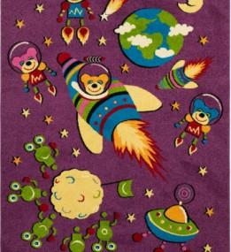 Детский ковер Funky Gal Fiolet