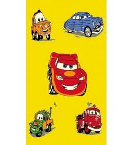 Детский ковер Kids A727A (A654A) yellow