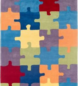Детский ковер Kids 18 Color Puzzle