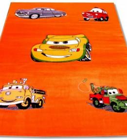 Детский ковер Kids A727A (A654A) orange