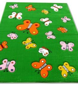 Детский ковер Kids A667A green