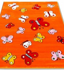 Детский ковер Kids A667A orange