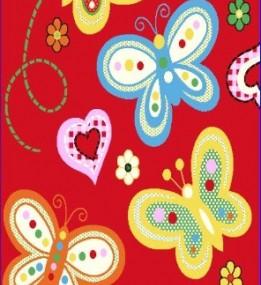Детский ковер Kids K806B RED