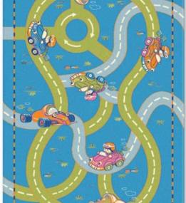 Детский ковер Kids Reviera 1180-44966 Blue