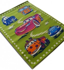 Детский ковер Kids Reviera 3695-44944 Green