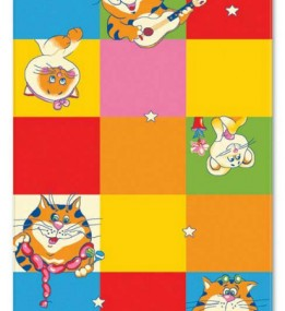 Детский ковер Kids Reviera 38961-44966 Blue