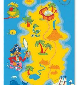 Детский ковер Kids Reviera 3897-44966 Blue