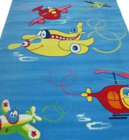 Детский ковер Kids Reviera 38991-44966 Blue