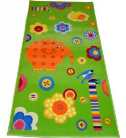 Детский ковер Kids Reviera 8196-44924 Green