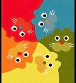Детский ковер Kolibri (Колибри)  11099-120