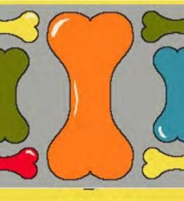 Детский ковер Kolibri (Колибри)  11105-290