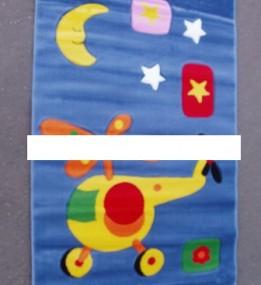 Детский ковер Rainbow 2966 BLUE