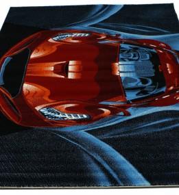 Дитячий килим Super Elmas 7935A black-d.... - высокое качество по лучшей цене в Украине.