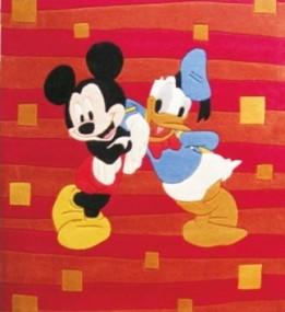 Детский ковер World Disney WD 305