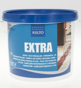 Клей Kiilto Extra 3,5кг