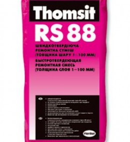 Ремонтная смесь Thomsit RS 88, 25кг