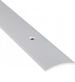 Профиль для пола 30мм, серебро, 0,9 шт