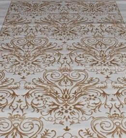 Акрилова килимова доріжка Chesmihan 6761A ivory-ivory