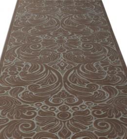 Акриловая ковровая дорожка Darida 8052 , LIGHT BROWN